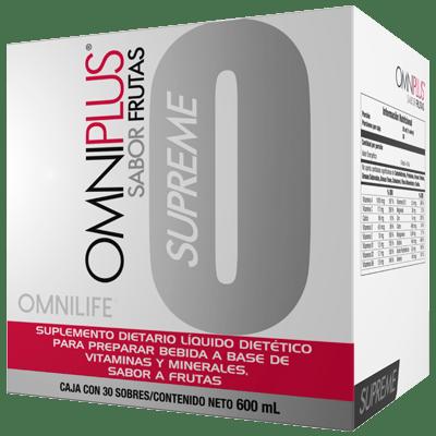 omniplus supreme productos omnilife argentina