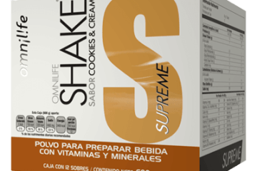 shake supreme productos omnilife mexico