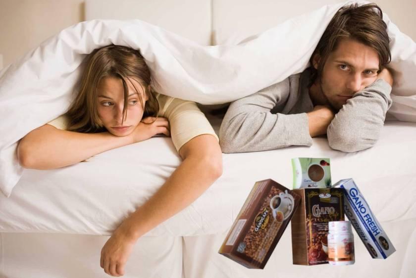 Mejorar el desempeño sexual con Ganoderma Lucidum