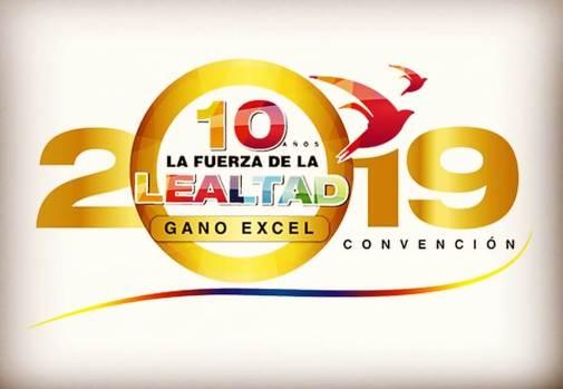 Convención Nacional Gano Excel 2019 Colombia