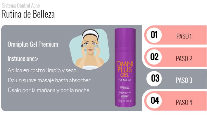 Paso 3 rutina anti acne seytu