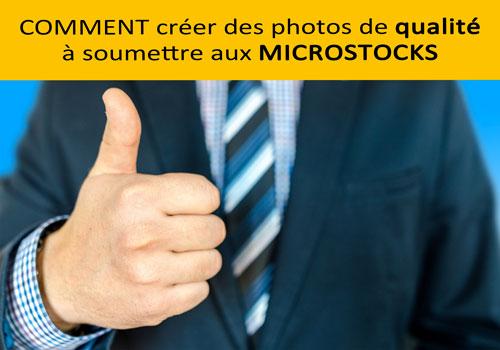 Photos de qualité pour les microstocks | Vendre ses photos en ligne