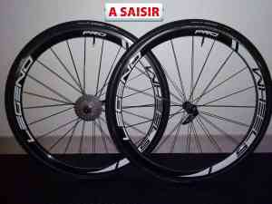 Roues carbone Legend Wheels 38 mm occasion 2020