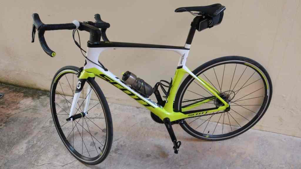 vélo de route Scott Foil 30 occasion 2018