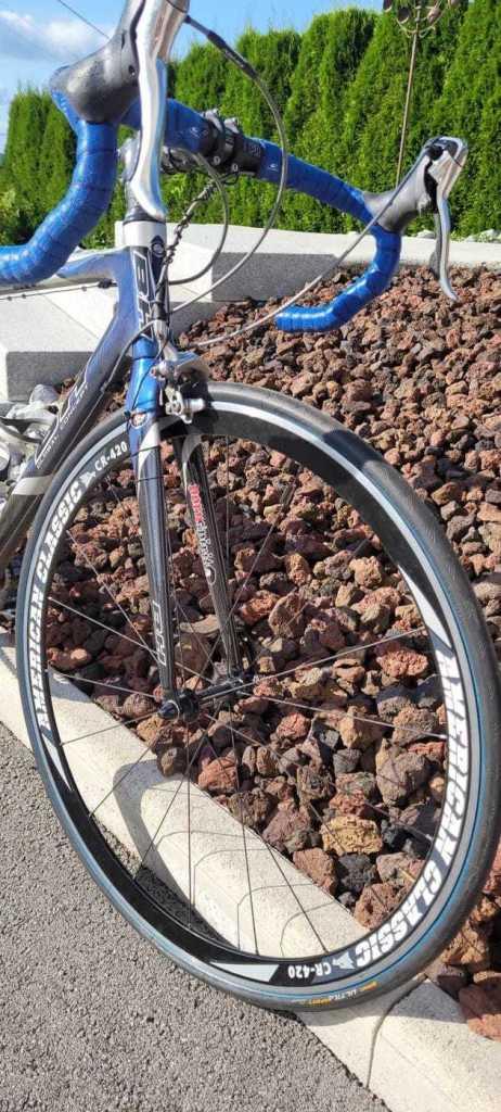 vélo de route BH Liberty Seguros global concept occasion 2007