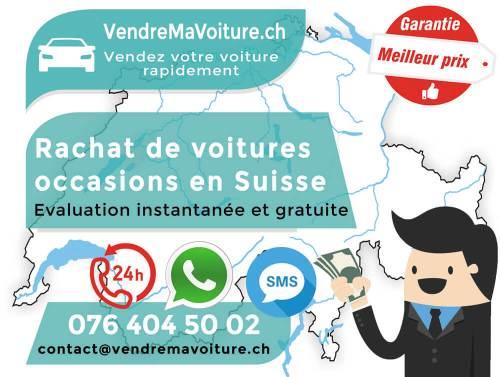 Vendez votre voiture Suisse évaluation gratuite et rapide