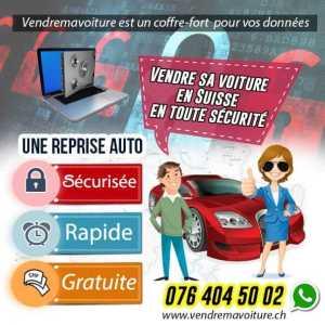 Vendre sa voiture en Suisse en toute sécurité