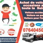 achat voiture occasion suisse