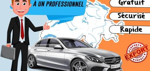 Vendre son véhicule à un professionnel