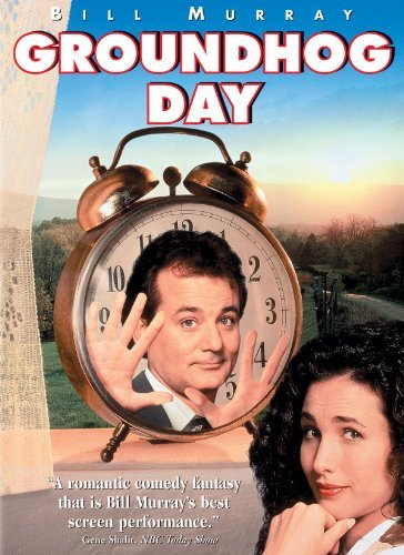 groundhog day Most Inspiring, Educating and Motivating Movies i ever watched