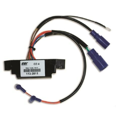Johnson/Evinrude CDI-LAITE 90-115hv - Johnson/Evinrude CDI-Laite-CDI-Electronics-Veneakselisto-Verkkokauppa