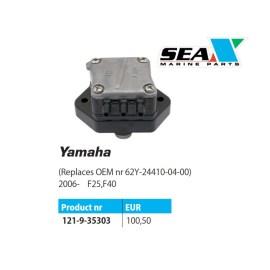 Yamaha polttoainepumppu F25 F40