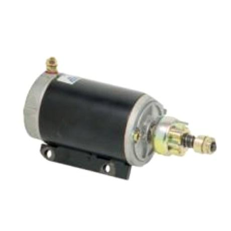 Johnson/Evinrude starttimoottori OEM 384163. Laadukkaat Sea-X starttimoottorit Johnson/Evinrude perämoottoreille kotiin kuljetettuna veneakselisto.com -verkkokaupasta
