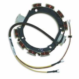 Johnson/Evinrude 50-55hv staattori. Johnson /Evinrude CDI-Electronics staattorit Veneakselisto.com