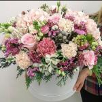 Mix Box Flower, Venera Flowers, online flower delivery dubai