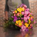 Rose Bouquet Arrangement 50 Flower, Venera Flowers, online flower delivery dubai