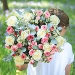 Rose Mix Bouquet Flower, Venera Flowers, online flower delivery dubai