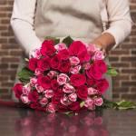 Rose Purple And Pink 69 Flower, Venera Flowers, online flower delivery dubai