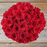 Rose Red 35 Flower, Venera Flowers, online flower delivery dubai