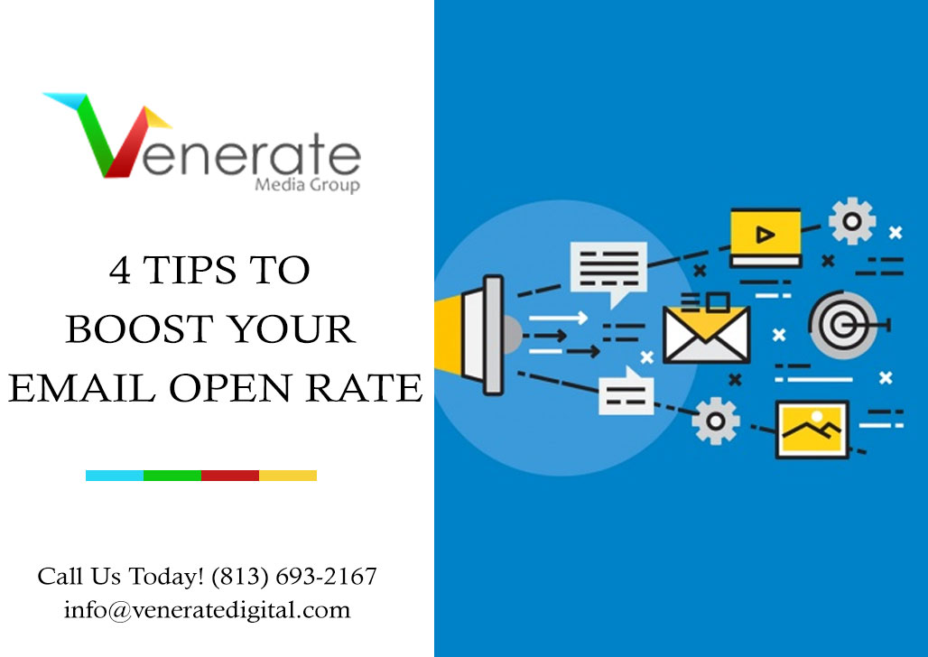 4 Tips To Boost Your Email Open Rate