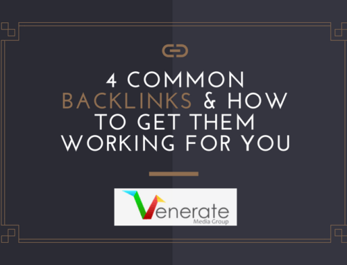 4 Common Backlinks & How To Get Them Working For You