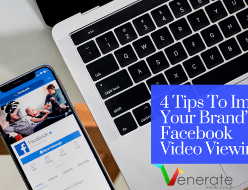 4 Tips To Improve Your Brand's Facebook Video Viewing Time