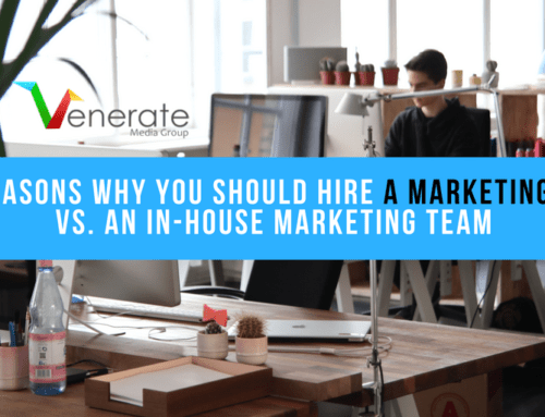 Top 3 Reasons Why You Should Hire a Marketing Agency vs. an In-house Marketing Team