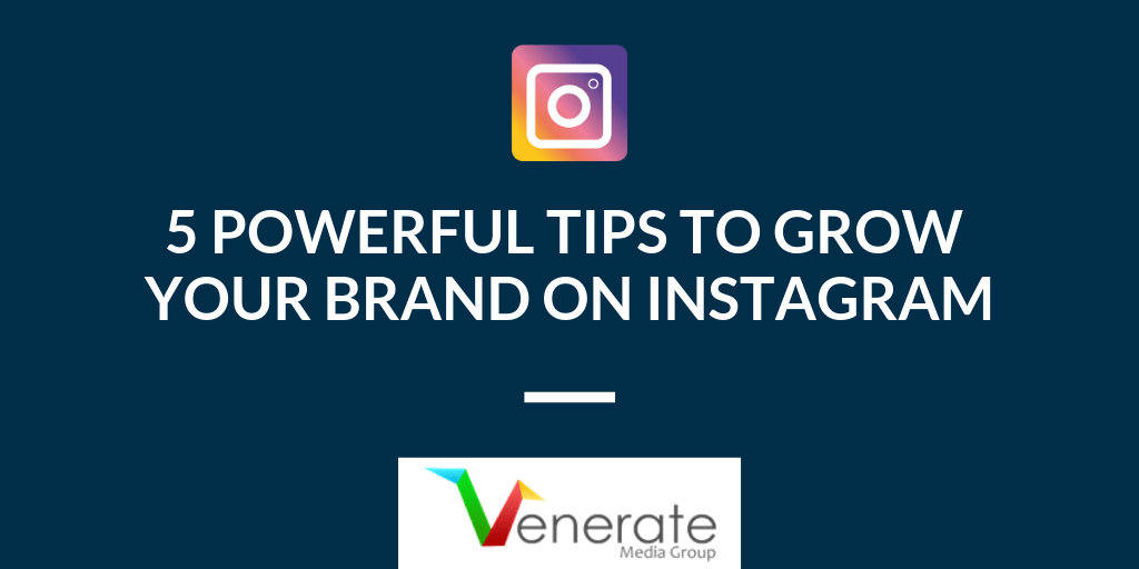 Featured image for Grow your Brand on Instagram blog