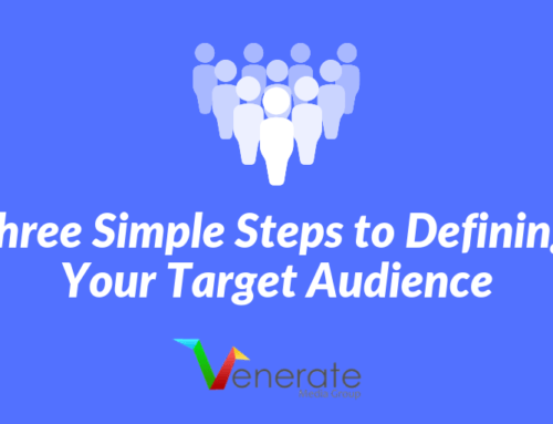 Three Simple Steps to Defining Your Target Audience