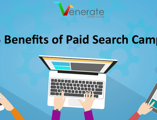 Top 5 Benefits of Paid Search Campaign