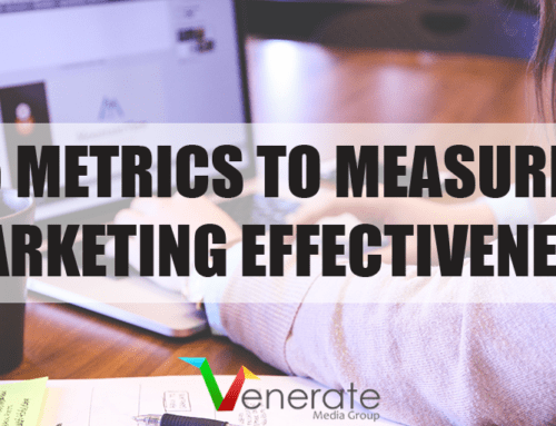 5 Metrics to Measure Marketing Effectiveness