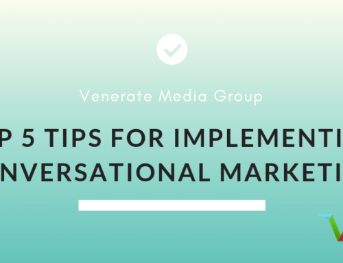 Top 5 Tips for Implementing 'Conversational Marketing'