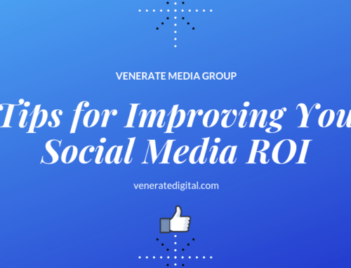 5 Tips for Improving Your Social Media ROI
