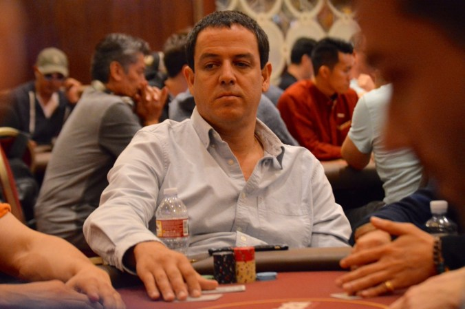 Event 99 Straight From The Biggest One Of Them All Venetian Poker Room