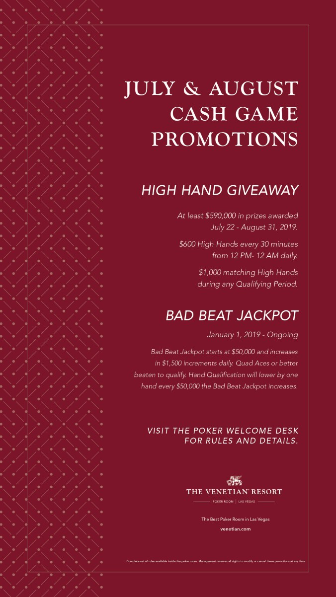 July_August Cash Promotions