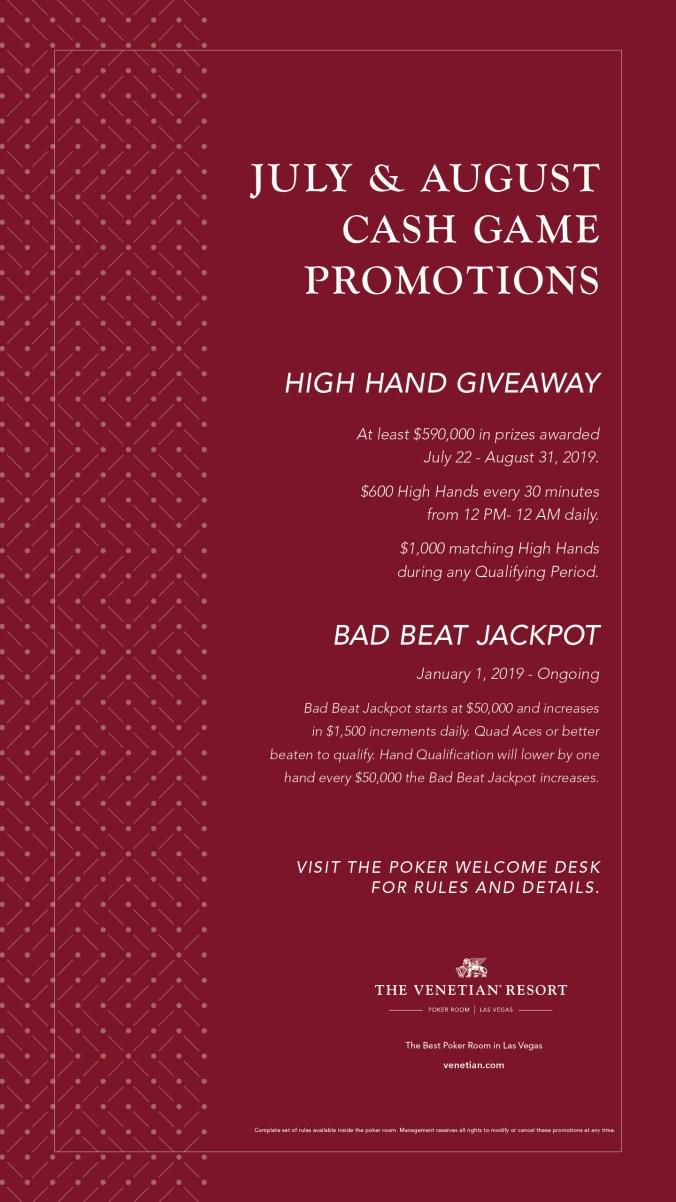 July_August Cash Promotions