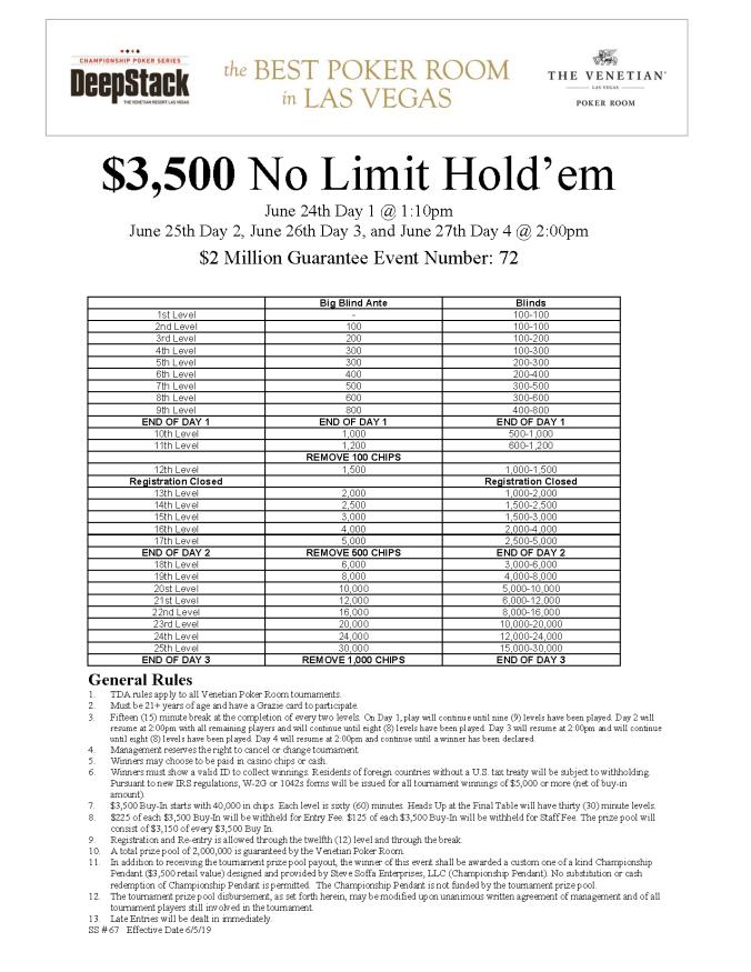 DCPS $3500 NL