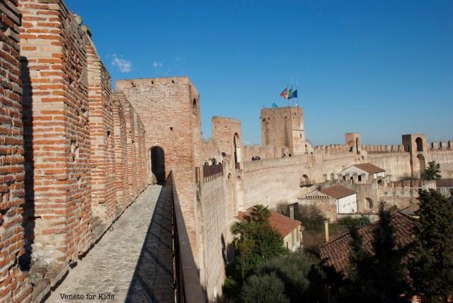 mura di cittadella