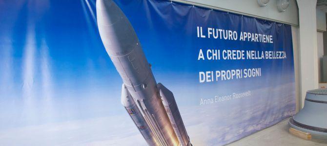 """Mostra """"Oltre il sogno: dal volo allo spazio"""""""