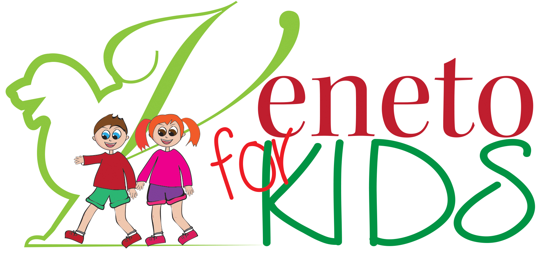 logo veneto for kids