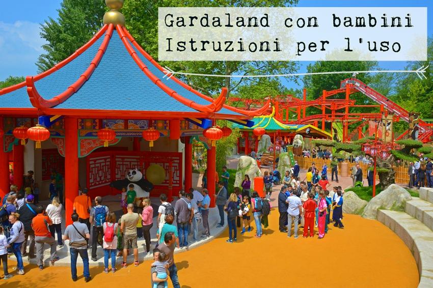 Gardaland Con Bambini Istruzioni Per Luso Veneto For Kids