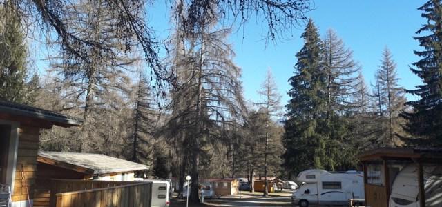 La nostra esperienza al campeggio Fiemme Village a Bellamonte
