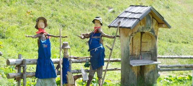 5 itinerari per far divertire i bambini in montagna
