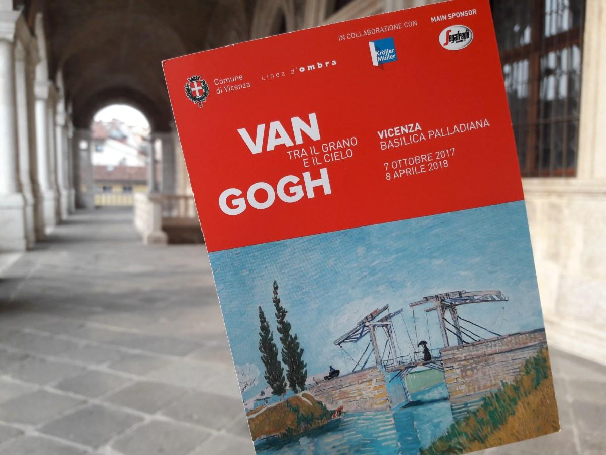 Tra il grano e il cielo: Van Gogh a Vicenza con i bambini