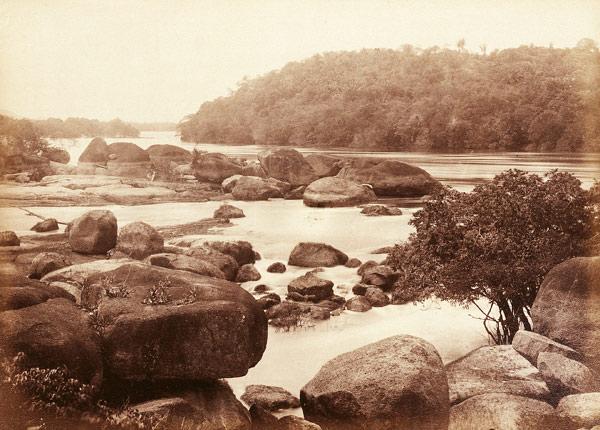Les rapides de Vivoral