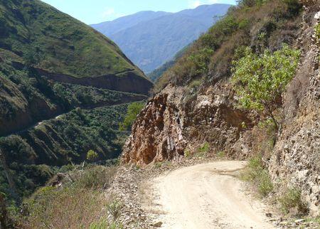La route d'Acequias