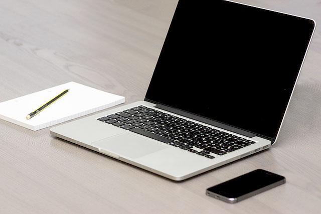 アップルのデバイスとメモ帳