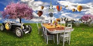 ピクニックの夢