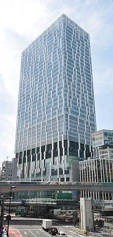 渋谷ストリーム全景