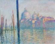Emily Warren, Claude Monet, The Grand Canal, Venice